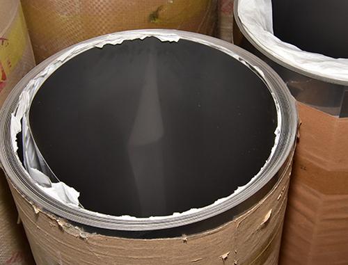 不锈钢管表面的损伤处理方法