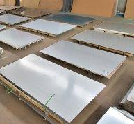 不锈钢板材的应用